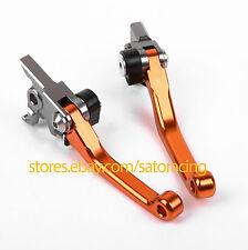 For KTM 250SX-F/XC-F/SX/XC 2007-2013 Off-road Pivot Brake Clutch Levers Set 2012
