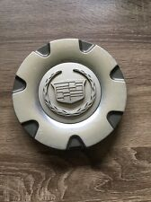 2003-2005 Cadalac Srx Crome & Gray Part# Is 9594307 Nice Oem Center Cap Oem GM
