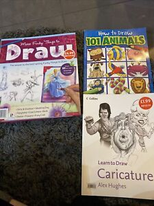 How To Draw Books Learn To Draw Caricatures