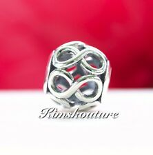 Authentic Pandora Infinite Shine Charm 791872