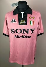 Juventus 1997/1998 Centenary Away Replica Football Shirt Men's Size 2XL Repro