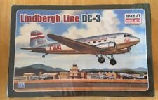 NEW Minicraft Douglas DC-3 TWA Lindbergh Line 1/144 Plastic Model Kit P/N 14548