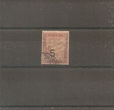 TIMBRE INDOCHINE INDOCHINA 1904 TAXE N°1 OBLITERE USED CHINE CHINA ¤¤¤ VIETNAM