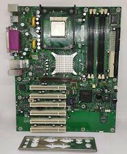 Intel D865GBF D865PERC С25843-411 Motherboard Socket 478