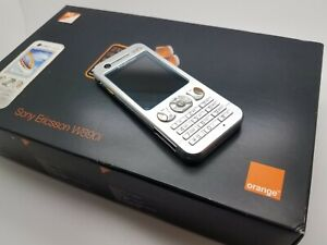 Boxed Sony Ericsson Walkman W890i (Unlocked Including 3 Network) Mobile Phone