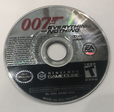 007 Everything or Nothing Nintendo GameCube Disc Only Tested & Working
