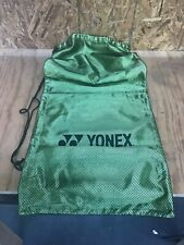 *Yonex Green tennis racquet case bag With Mesh*