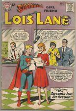Lois Lane #45 : Vintage DC Comic Book : November 1963