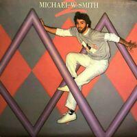 "MICHAEL W. SMITH ""2"" 12"" LP Orig 1984 Reunion Records Praise & Worship VG+/EX"