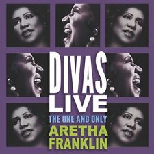 Divas Live - 2 DISC SET - Aretha Franklin (2017, CD NEUF)