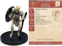 D /& D Minis Skeletal Equiceph # 39 Under Dark