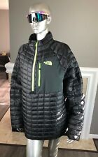 Rare THE NORTH FACE Men's THERMOBALL Pullover JACKET XL 🥾🏔
