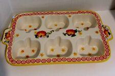 Temp-tations Old World Muffin Pumpkin Pan Baking Pumpkin Patch Halloween Pan