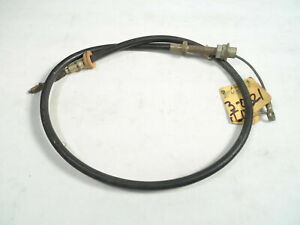 Clutch Cable Fits Fiat 131 w/o A.C. 1975-1978   093-0321