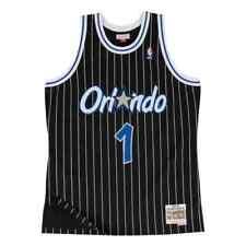 Orlando Magic Анферни Пенни Хардоей Mitchell Ness Black 1994-95 Hwc Nba Jersey