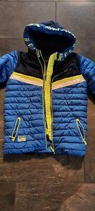 Jungen Jacke Winterjacke Marke Vingino Gr 12 152 NP129€