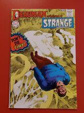 Strange Adventures #213 Neal Adams Deadman 1968 DC Comics FREE SHIPPING!!