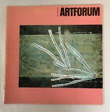 Artforum Magazine Volume 2, No.6 , December 1963