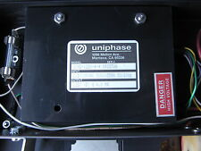 He-Ne Laser Power Supply 314S-1250-4-4 1250VDC 4mA with switch & power socket