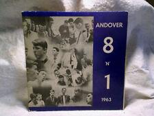 1963 ANDOVER 8 'N' 1 #P4RM-7080 Mono LP norman hile,john casey,massachusetts