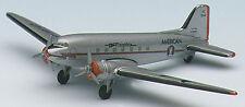 Herpa Wings 1:500 American Douglas DC-3 prod id 511094 released 1997