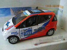 CARARAMA - MERCEDES-BENZ A140 - RALLY CAR - 1:43 MIB