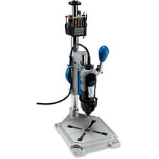 NEW Dremel 220-01 Rotary Tool Workstation Drill Press Work Station w/ Wrench