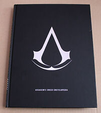 Assassin's Creed Encyclopedia LIBRO BOOK tedesco