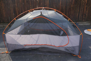 Marmot Limelight 3P 3 Season Camping Hiking Tent - NO RAIN FLY!