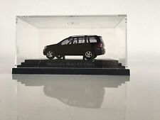 Mercedes-Benz GL-Klasse, 1:87 Modellauto schwarz