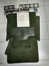 BMW E23 floor mats PINIENGRUEN !NEW! GENUINE NLA 51471914427