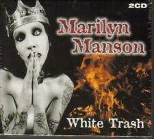 MARILYN MANSON - WHITE TRASH : CYCLOPS LIVE & MY MONKEY 2CDs (New & Sealed)