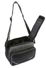 Jessops Camera Shoulder Strap Bag Case All Brands Nikon Canon Sony Black DSLR