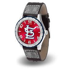 St. Louis Cardinals Men's Sports Watch - Gambit [NEW] MLB Jewelry Wrist Band