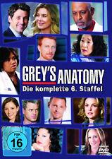 Grey's Anatomy - Die komplette 6. Staffel (Greys)                      DVD   273