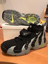 2f7575f69c New Nike Air Max DT 96 Deion Sanders Black Volt Green Penny Diamond Turf Sz  11
