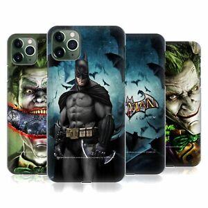 OFFICIAL BATMAN: ARKHAM ASYLUM KEY ART HARD BACK CASE FOR APPLE iPHONE PHONES