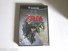 Legend of Zelda: Twilight Princess (Nintendo GameCube, 2006)  BRAND NEW