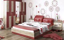 camera da letto  matrimoniale moderna letto contenitore mod. Ramona