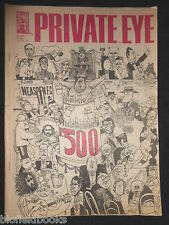 PRIVATE EYE - Vintage Satirical Political Humour Magazine - 13th February 1981