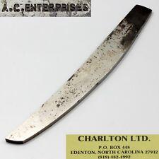 "VTG A. C. Enterprises Tanto Blade Blank Damascus Steel w/ Instruction 9/32"" BIN"