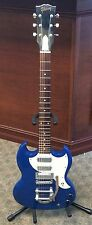 Gibson USA SG Deluxe 1998 with Maestro Tremolo Electric Guitar