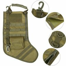 Tactical Molle Stocking Bag Christmas Storage Bag Military Magazine Pouches New