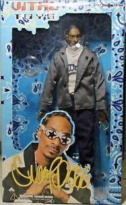 "Snoop Dogg 'Little Junior' 13"" Action Figure Display Box  Vital Toys 2002 #SD01D"