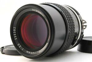 """"""" Near Mint """" Nikon Ai Nikkor 135mm f/3.5 Telephoto Prime MF Lens from JAPAN 921"""