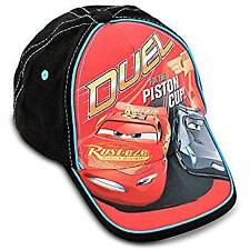 Baseball Cap - Disney - Cars - McQueen Duel Black/Red Kids/Youth Size 277960