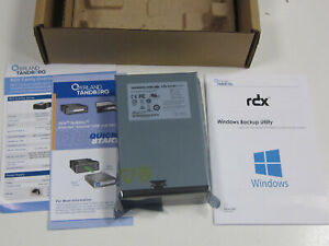 Tandberg RDX QuikStor Internal USB3 8785-RDX (RMN-D-01-11) Backup Laufwerk