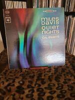 Miles Davis Quiet Nights, Columbia CS 8906, Vg+ / Vg+