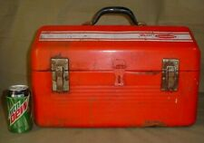 Vintage Large Simonsen Rally Line Mechanics Toolbox