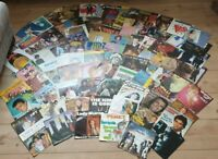 "Schallplatten Sammlung Vinyl 7 Inch 70er 80er Platten 7"" 100 Stück Retro Single"